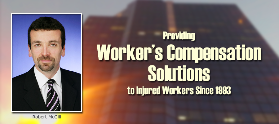 Providing Worker's Compensation Solutions to Injured Workers Since 1993